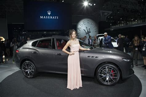 all black maserati 2017 the levante is the maserati of suvs yours from 72 000