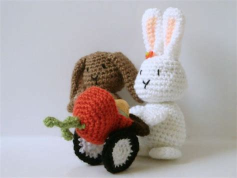 the easter bunny crochet pattern by kiprepahkla craftsy amigurumi pattern easter bunny by mysteriouscats craftsy