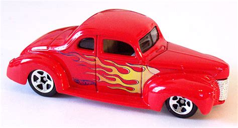 Diecast Wheels 40 Ford Coupe 2002 Editions Collector No 024 ford cars of the 1940s