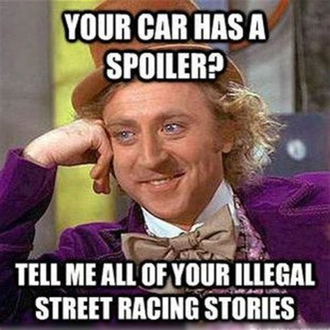 Street Racing Memes - the top 50 car memes of all time