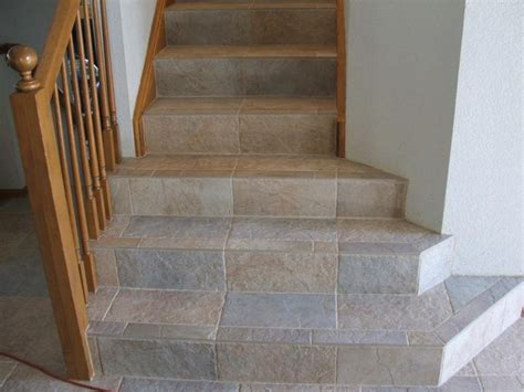 Tiled Stairs Stairs Tile Pinterest Tiles For Staircase