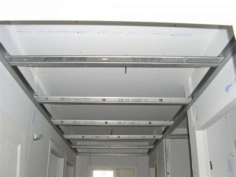 rail pour plafond platre moderne d 233 co plafond platre