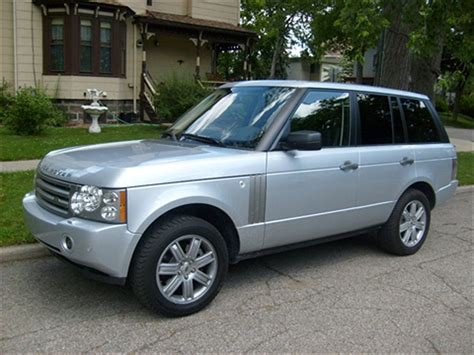 2008 range rover hse 301 moved permanently