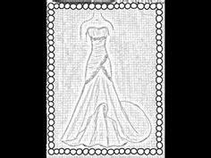como cortar una falda de cola flamenca youtube como cortar una falda de cola flamenca faldas flamencas
