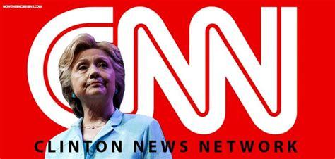 news network cnn shocker has the clinton news network jumped aboard