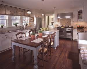 kitchen island with table attached peachtree kitchen flickr photo