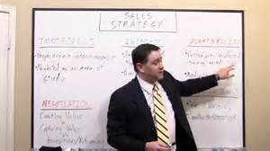 sample of keith white s sales strategy presentation youtube
