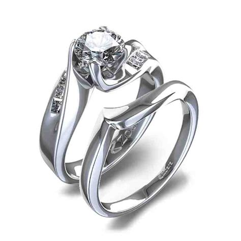Womens Wedding Ring Sets by Wedding Ring Sets For Wedding And Bridal Inspiration