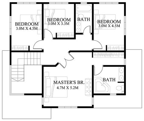 home designs floor plans modern house design series mhd 2012006 eplans modern house designs small house