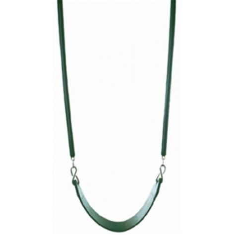 swing belt with chain swing belt with softgrip chain accessory for outdoor