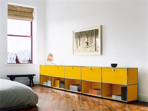 usm modular furniture minimalistisch schlafzimmer