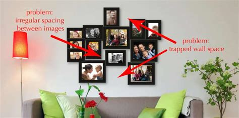 wall collages with photos 5 mistakes your decorating with photography