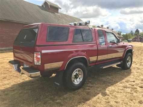 old car owners manuals 1993 toyota 4runner lane departure warning 1993 toyota sr5 pickup 85k original miles 4wd no reserve a c 1 owner rust free for sale toyota