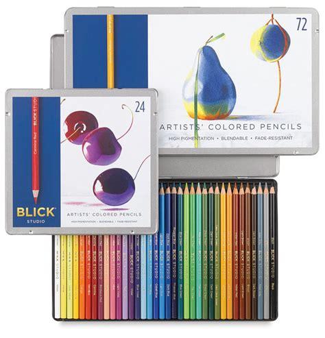 blick colored pencils colored pencil sets blick materials 2015 personal
