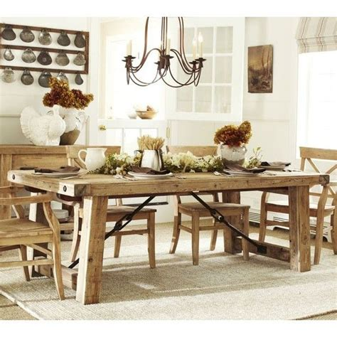 Pottery Barn Benchwright Table by Pin By Elisa Weyland On Furniture