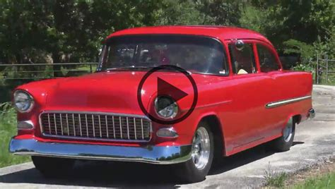 Bulk Barn Com Chevrolet 210 1955 Sedan Custom Street Rod 55 Chevy