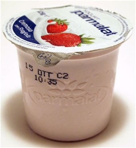 parmalat sede prova d assaggio yogurt alla fragola dissapore