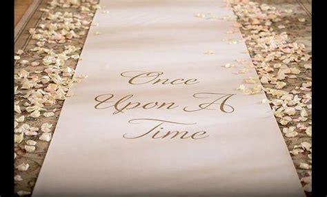 Wedding Aisle Runner Julie Goldman by Original Runner Where To Buy Wedding Aisle Runners On