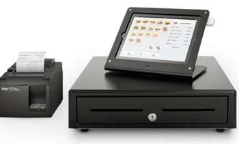 Square Register Drawer And Printer by Paypal Here Pos Equipment Paypal Here Pos Hardware