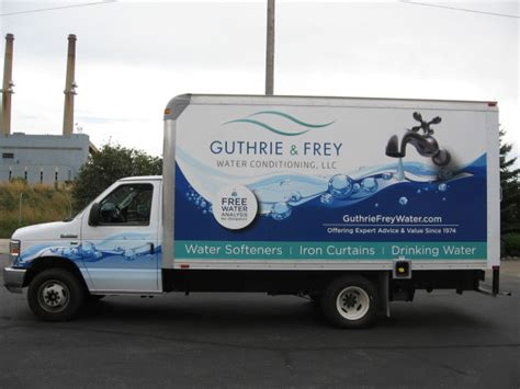 custom boat graphics milwaukee custom truck wrap vehicle graphics for a company in