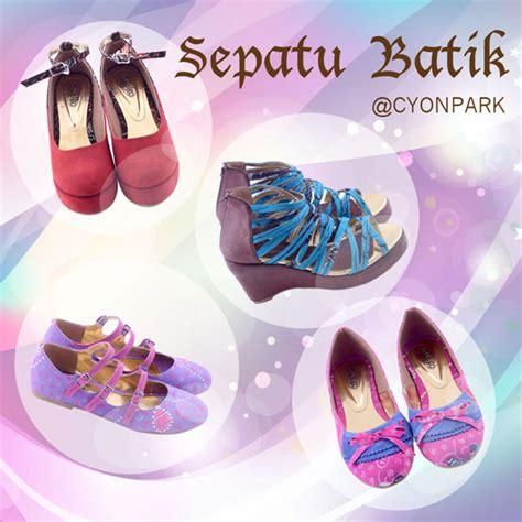 Sepatu Flat Wanita By Gift Shoper sepatu batik nan cantik butik shop tas pesta belt