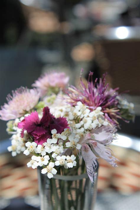 close  photography flowers   vase  stock photo