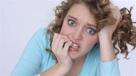 chewing nails nail biting may be classified as type of obsessive compulsive disorder