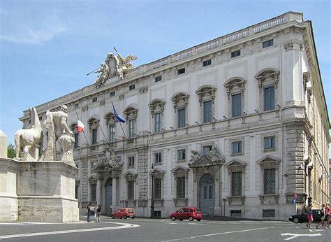 sede della corte costituzionale pensioni la consulta risponde a padoan