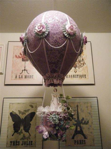 Paper Mache Balloon Crafts - paper mache air balloon my of scrap