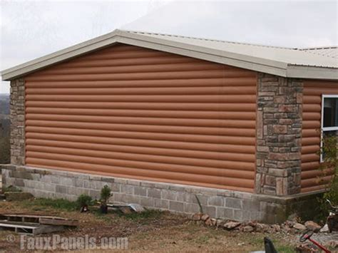 Vinyl Log Cabin Siding Lowes by Vinyl Siding Pictures Diy Home Ideas Log Cabin Style