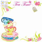 50 tea party invitations ideas . Free cliparts that you can download ...