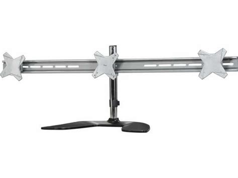rosewill dual monitor desk mount rosewill triple monitor desk stand mount 98 98