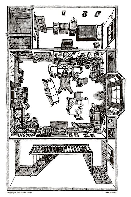 221b baker street floor plan 221b baker street
