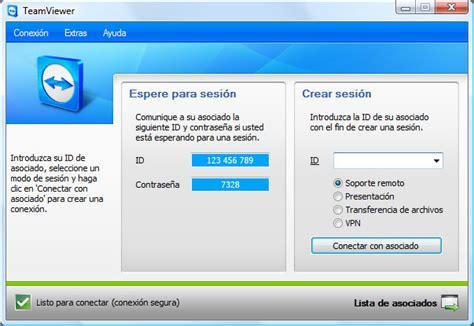 programa escritorio remoto gratis aplicaciones para controlar la pc desde el celular