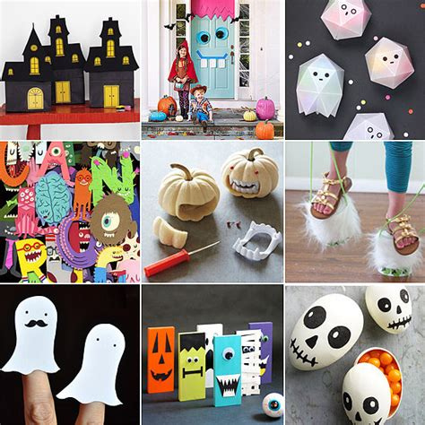 halloween themes pinterest halloween craft ideas from pinterest popsugar moms