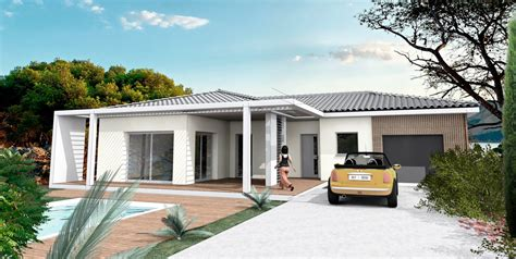 Villa Prisme Plan De Cagne by Villas G 233 N 233 Ration Design Villas La Proven 231 Ale