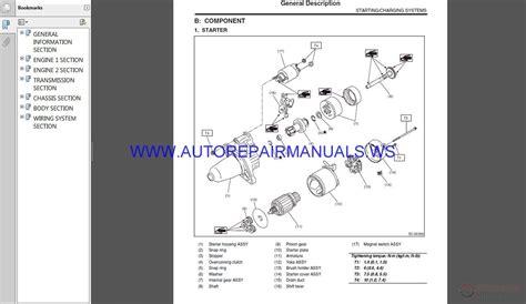 Subaru Impreza G12 Sti Service Manual Auto Repair Manual