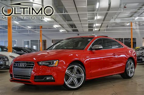 pre owned audi s5 pre owned 2014 audi s5 premium plus coupe in warrenville