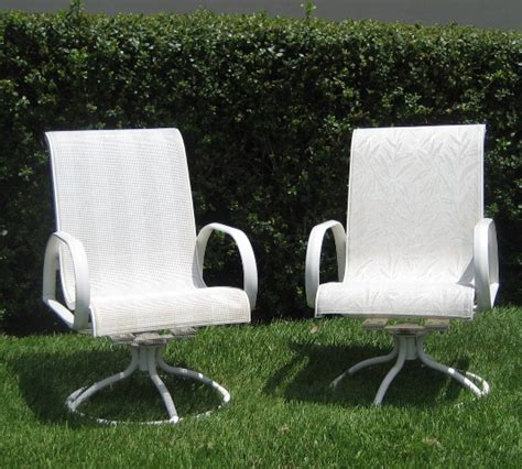 patio furniture replacement straps mallin patio furniture replacement slings in irvine