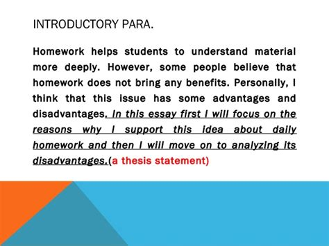 The Advantages Of Homework by Advantages And Disadvantages Of Homework Be Abolished