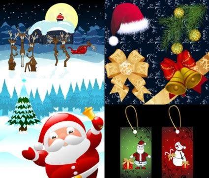 Ornamen Santa Claus Untuk Natal ornamen ornamen natal yang indah vektor vektor natal