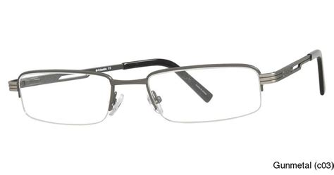buy columbia palisade semi rimless half frame