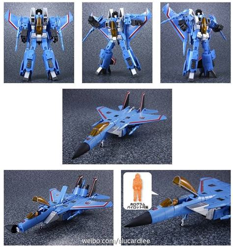 Takara Transformers Mp 11 Starscream 2017 Reissue With Coin 1 transformers mp 11 thundercracker reissue needless