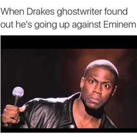 Eminem Drake Meme - hip hop jokes kappit