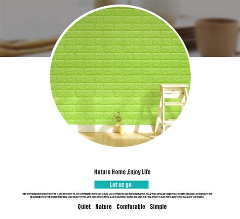 70x77cm pe foam 3d wall stickers safty home decor 70x77cm pe foam 3d wall stickers safty home decor