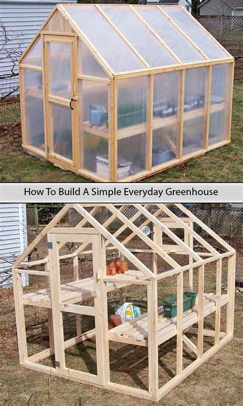 How To Make A Green House | 25 best ideas about diy greenhouse on pinterest