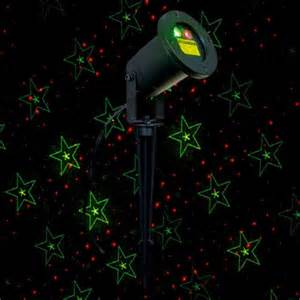 Outdoor Laser Projector Lights 15cm Festive Outdoor Laser Projector