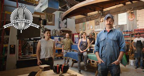 offerman woodshop handmade products custom fine furniture