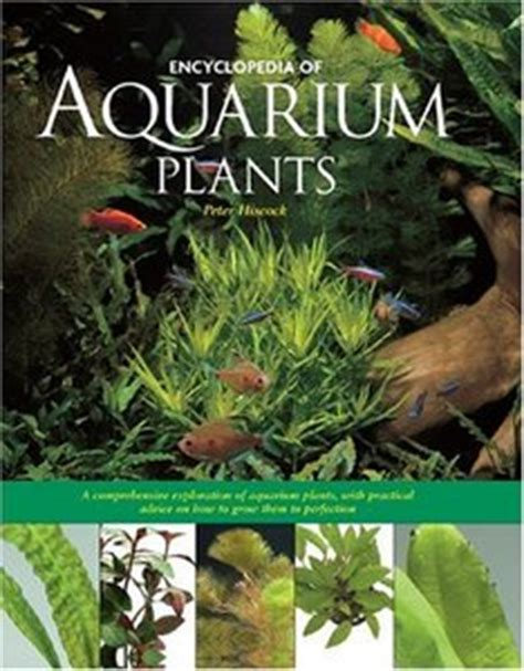 libro the cabaret of plants enciclopedia sobre plantas de acuario