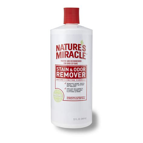 Red Barn Kennel Natures Miracle Stain And Odor 32 Oz